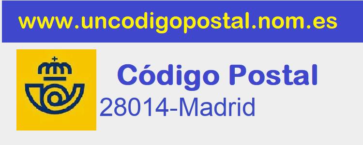 Codigo Postal 28014-Madrid>      </div>     </div>       <div class=