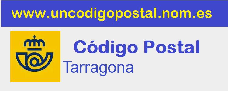 Codigo Postal Tarragona